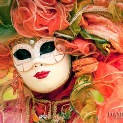 la masquerade de Venice