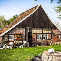Historisch familiehuis