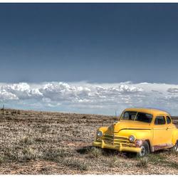Junk Yard in Colorado