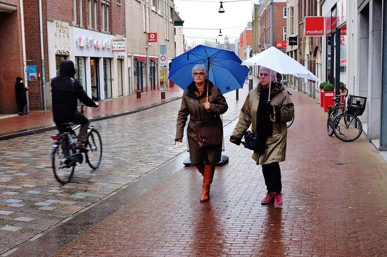 Regen en nog eens regen 1 -