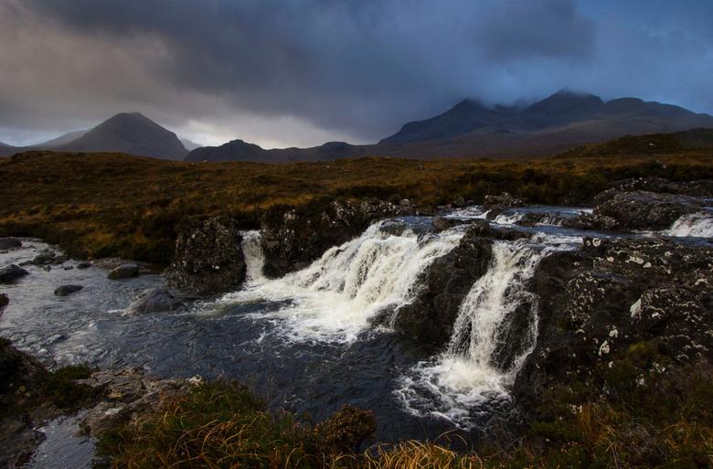 Sligachan, BlackCullins, isle of Skye