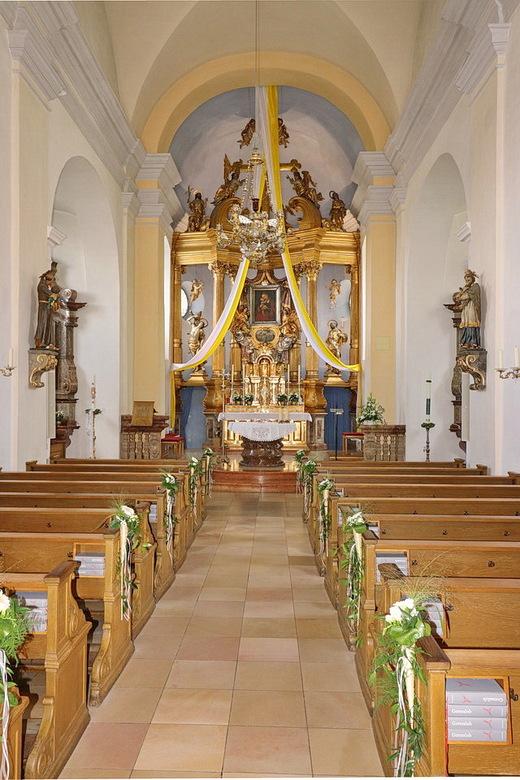 Klooster Mariahilfberg. - Bedevaart kerk en Klooster van Pauline vaders Mariahilfberg in Passau Duitsland. <br /> <br /> 2 juni 2018.<br /> Groetje