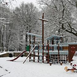 Kasteel van Schoten (6) ... de speeltuin