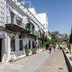 Joodse wijk Cordoba