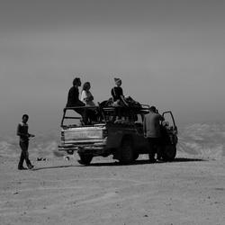 Woestijn tripje