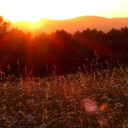 Ibizian Sunset
