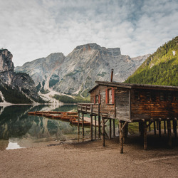 Pragser Wildsee, South-Tirol