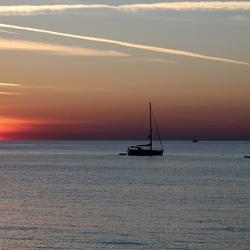 Sunset Cefalu