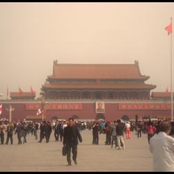 China - Plein van de Hemelse vrede.