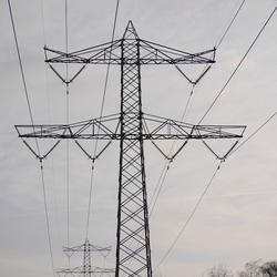 Elektriciteitsmasten....