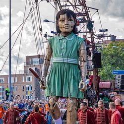 Reuzen in Leeuwarden