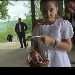 Bruidsmeisje Roemenië