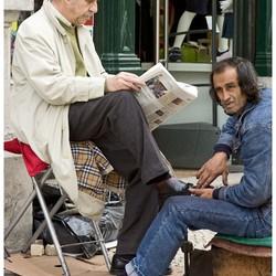 Schoenpoetser Lissabon