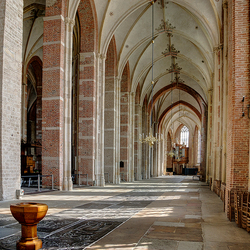 Grote of Lebuinuskerk in Deventer