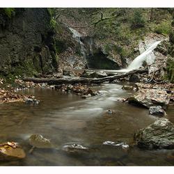 Cascade la Chaudière,Ardennen