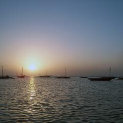 Zanzibar_zonsondergang