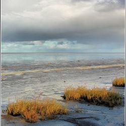 Image1Balgzanddijk  zicht op de Wadden