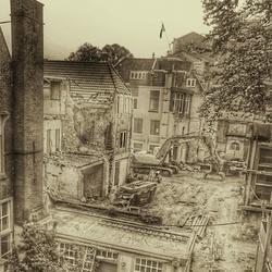 Nostalgisch: binnenstad Leiden