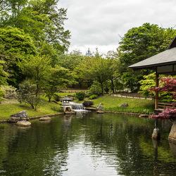 Japanse Tuin in Hasselt België