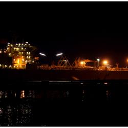 Night boat..