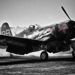 Flying Bulls Vought F4U-4 Corsair