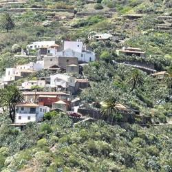 P1060618 Tenerife sfeertje  Bergdorpje MASCA  vanaf boven genomen  18 mei 2019