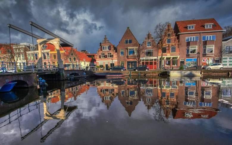 Hofstraat brug - Alkmaar