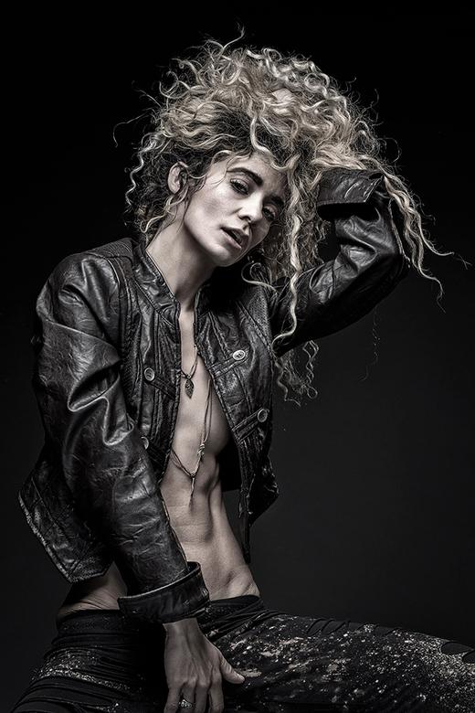 tough woman - Chey Alexandria