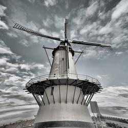 Oranje molen Vlissingen