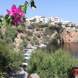Rustige Griekse haven