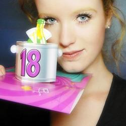 Ja, het is mijn verjaardag.