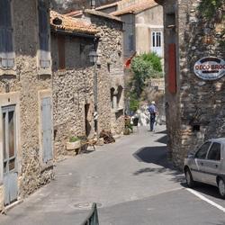 Frans straatbeeld