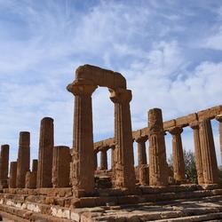 Valle dei Templi, Agrigento, Italië