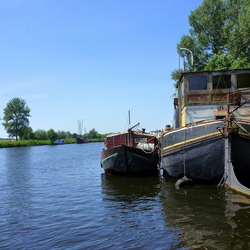 Boats at Zwolle