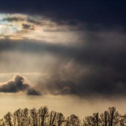 zon wind en regen