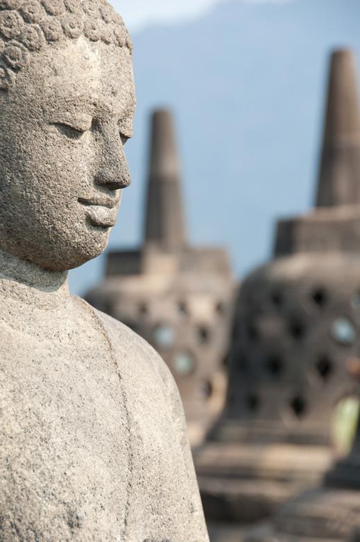 Borobudur -