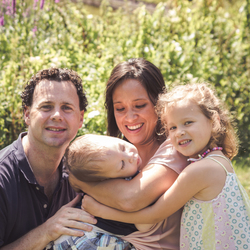 Een gezin met een verhaal