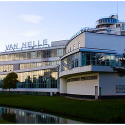 Van Nelle ontwerpfabriek...