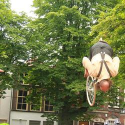 Deventer op stelten 3 juli 2011
