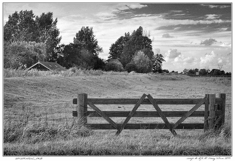 Langs de Dijk - Hollands landschap bij mij om de hoek, het Groene Hart