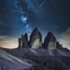Stardust - Tre Cime di Lavaredo - Dolomieten