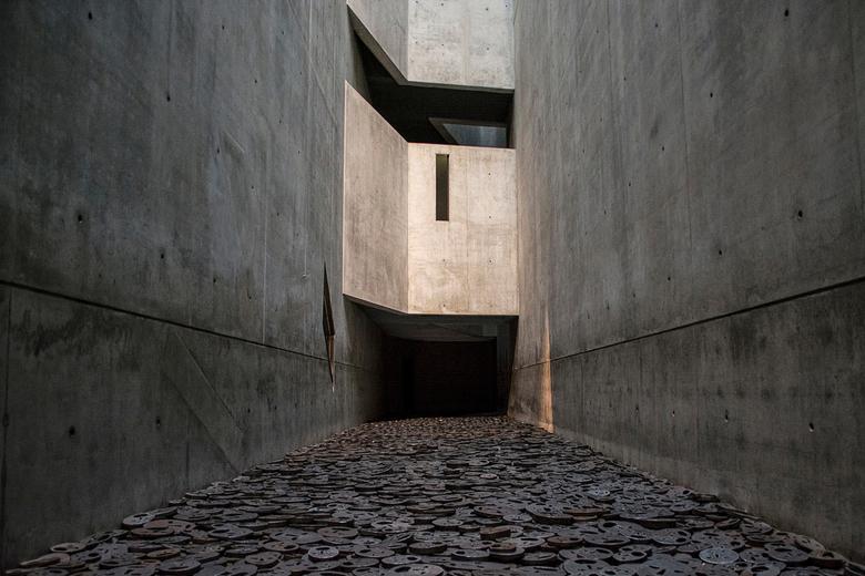 joods museum berlijn | reisfotografie foto van verdonkl | zoom.nl