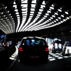 Vision du tunnel.