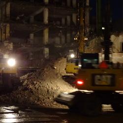 I am the demolition man 8 (ja ja de laatste hoor)