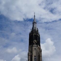 Toren Nieuwe kerk Delft
