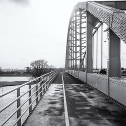 Vanaf de brug