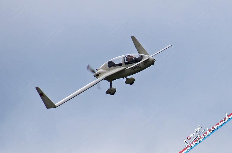 Gyroflug SC 01 Speed Canard - De foto is niet zo bijzonder, maar het vliegtuid des te meer. Dit is de Gyroflug SC 01 Speed Canard. Het grappige is dat