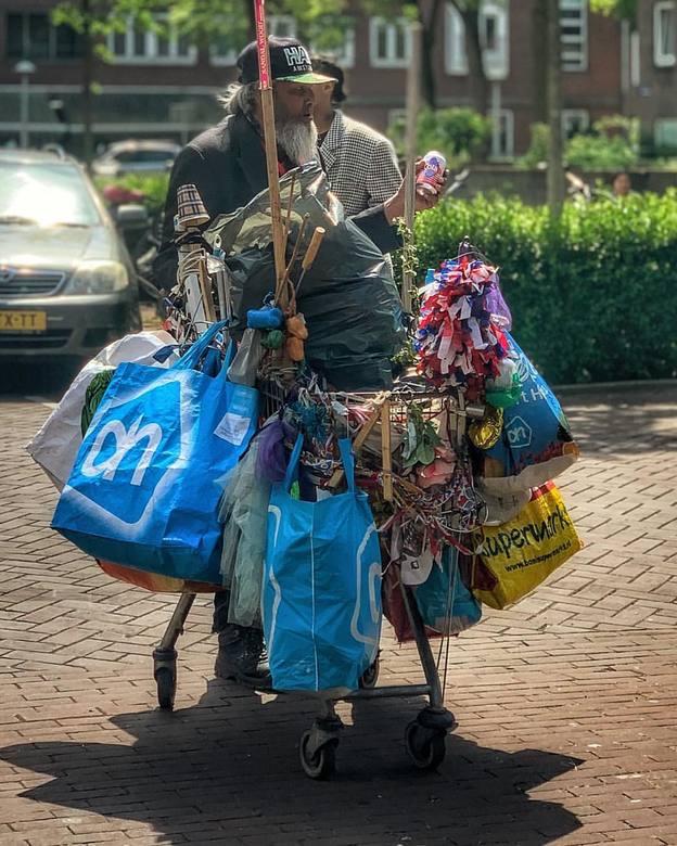 Amsterdam in Corona tijd  - People of Amsterdam
