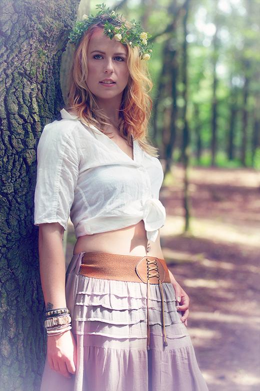 Simone - Bohemian Style<br /> muah: Desiree Baker-Fama