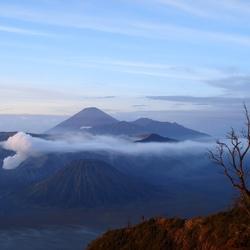Bromo vulkaan (Java)